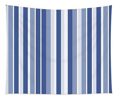 Vertical Lines Background - Dde605 Tapestry