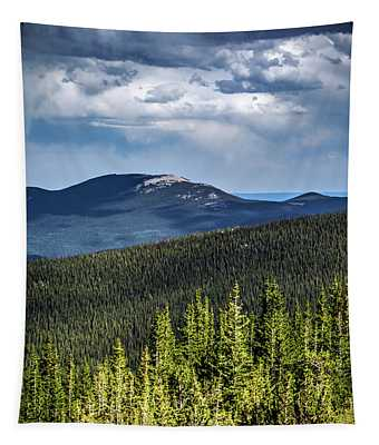 View From Dos Chappell Nature Center, Colorado Tapestry