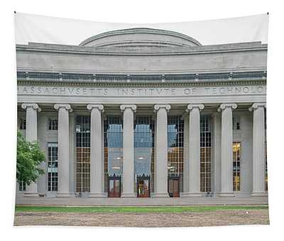 View Of Massachusetts Institute Tapestry