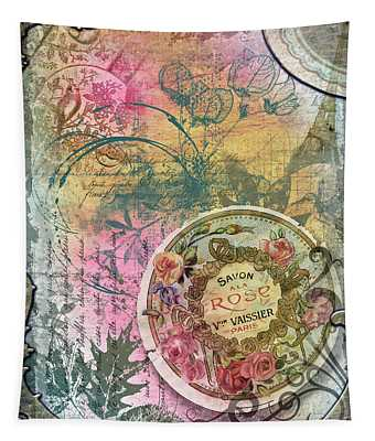 Vintage Rose Soap Tapestry