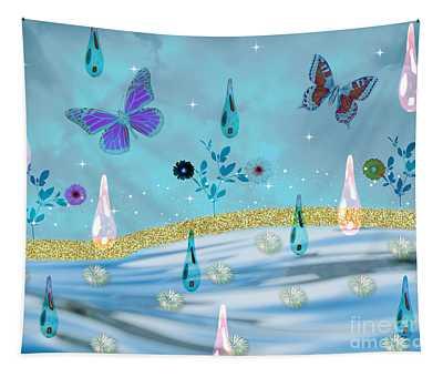 Visions Of Grandeur Tapestry