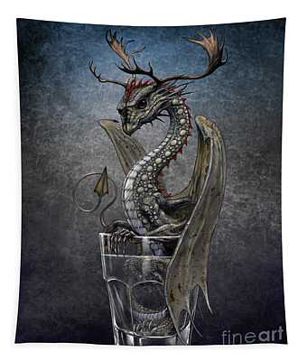 Vodka Dragon Tapestry