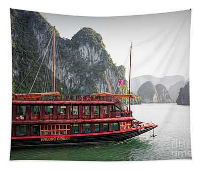 Voyage Ha Long Bay Cruise I  Tapestry