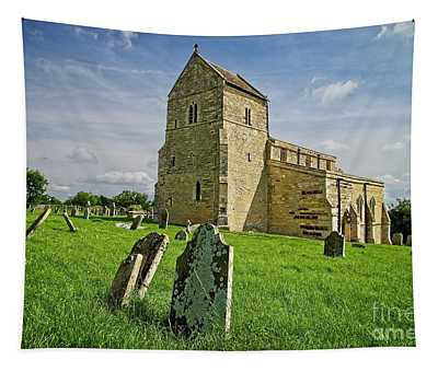 Wadenhoe Church Northamptonshire Tapestry