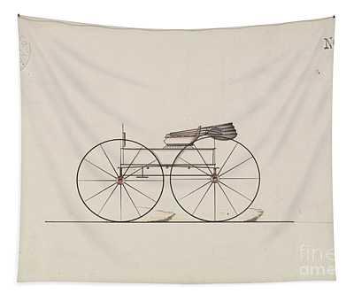 Wagon No 1097 Tapestry