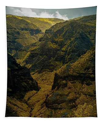 Waimea Canyon Tapestry