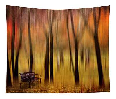 Waiting For You In My Dreams Tapestry