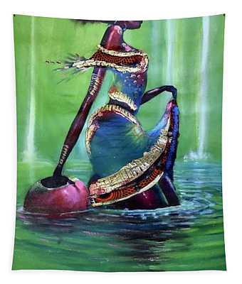Walk On Water Tapestry