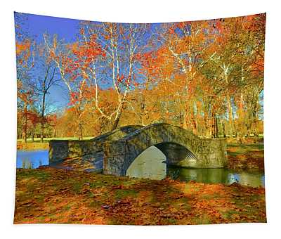Walking Bridge Tapestry