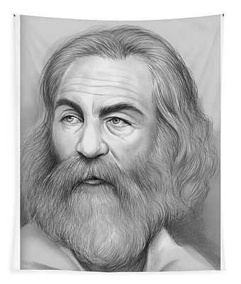Walt Whitman Tapestry