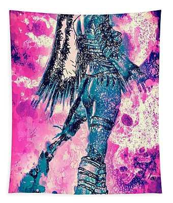 Warrior Women Tapestry