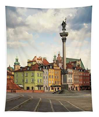 Warsaw - The Old Town Tapestry
