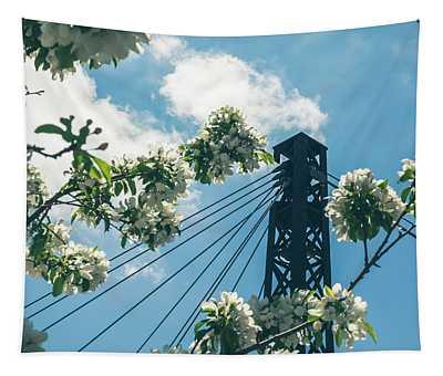Washington Plaza Bridge, Golden, Co Tapestry