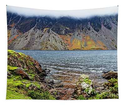 Wast Water Screes Lake District  Tapestry