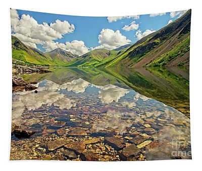 Wastwater Lake District Tapestry