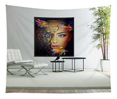 Watenna-neonna Tapestry