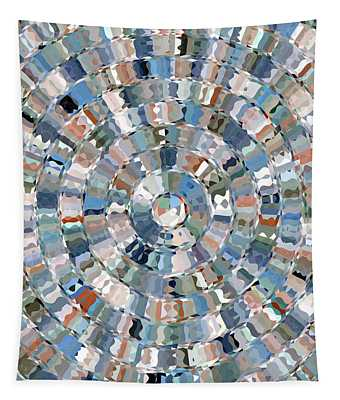 Water Mosaic Tapestry