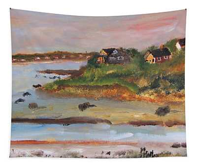 Water View Tapestry