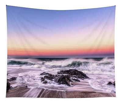Wave Action Tapestry