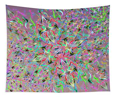 Wave Complex One Tapestry
