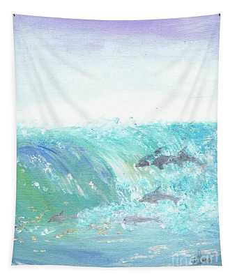 Wave Front Tapestry
