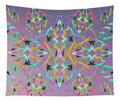 Wave Medium Tapestry