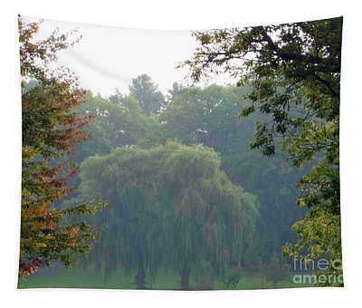 Weeping Willow Trees Tapestry