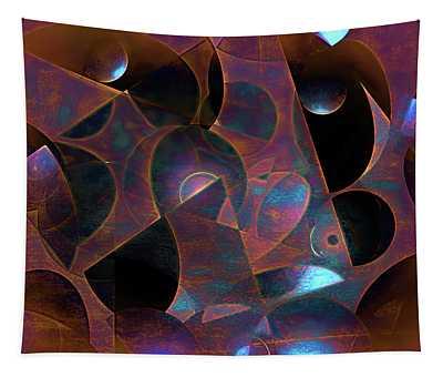Weird Universe 2b Tapestry