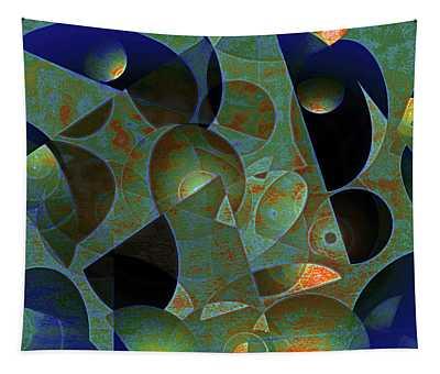 Weird Universe 4 Tapestry
