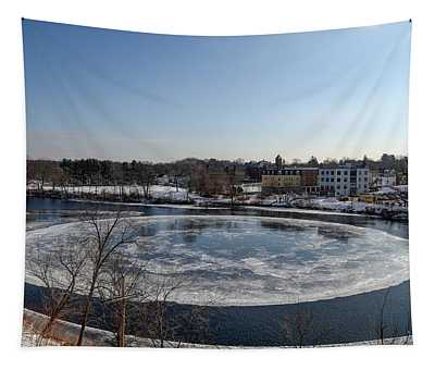 Westbrook Ice Disk Tapestry