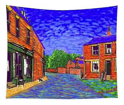 What If...vincent Went To Gildersome Tapestry