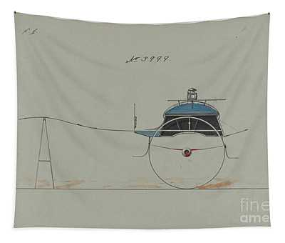 Wheeler No 3999 Tapestry