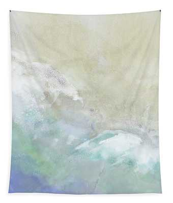 Where Sea Meets Shore Tapestry