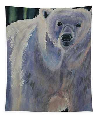 White Bear Tapestry