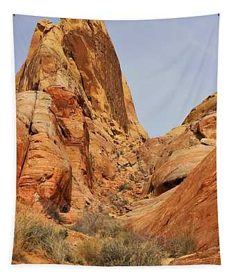 White Dome Hike Tapestry