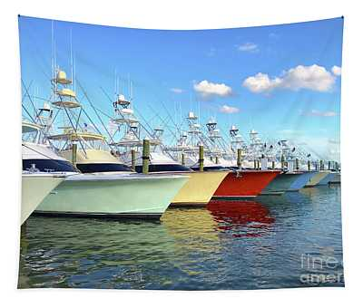 White Marlin Open 2018 2 Tapestry