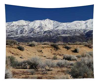 White Mountains Tapestry