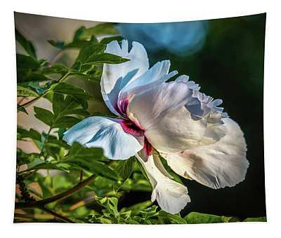 White Petals #i4 Tapestry