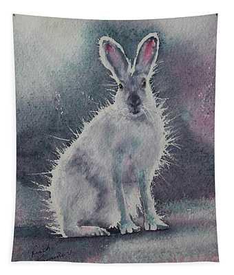 White Rabbit Tapestry