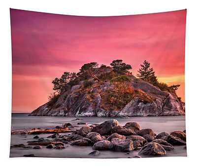 Whytecliff Island Tapestry