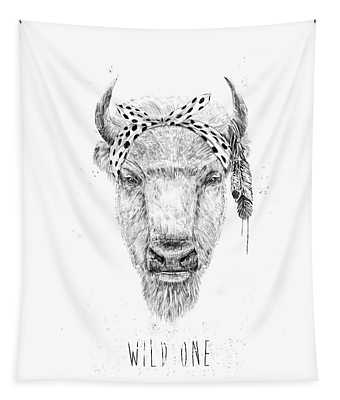 Wild One  Tapestry