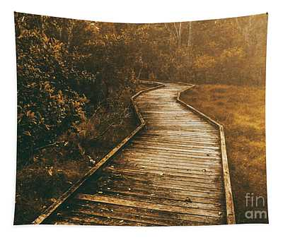Wild Routes Tapestry