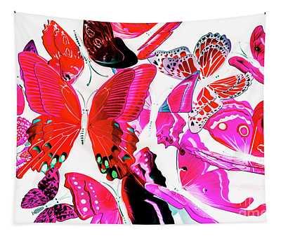 Wild Vibrancy Tapestry