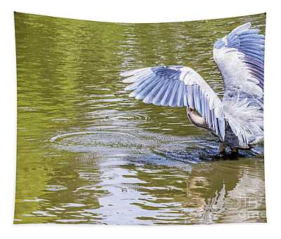 Wing Exercise Tapestry