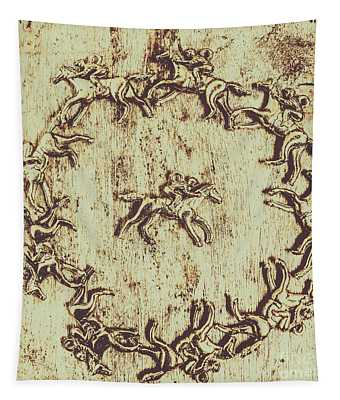 Winning Picks Tapestry