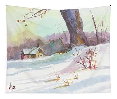 Winter Break Tapestry