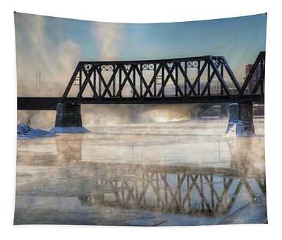 Winter Kennebec Tapestry
