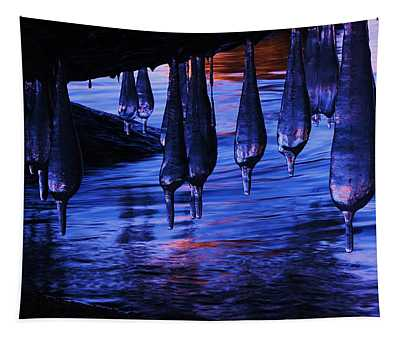 Winter Lifesource  Tapestry