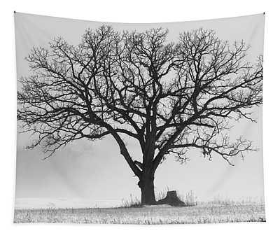 Winter Majestic Tapestry