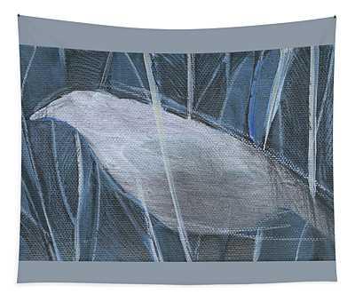 Winterbird 1 Tapestry